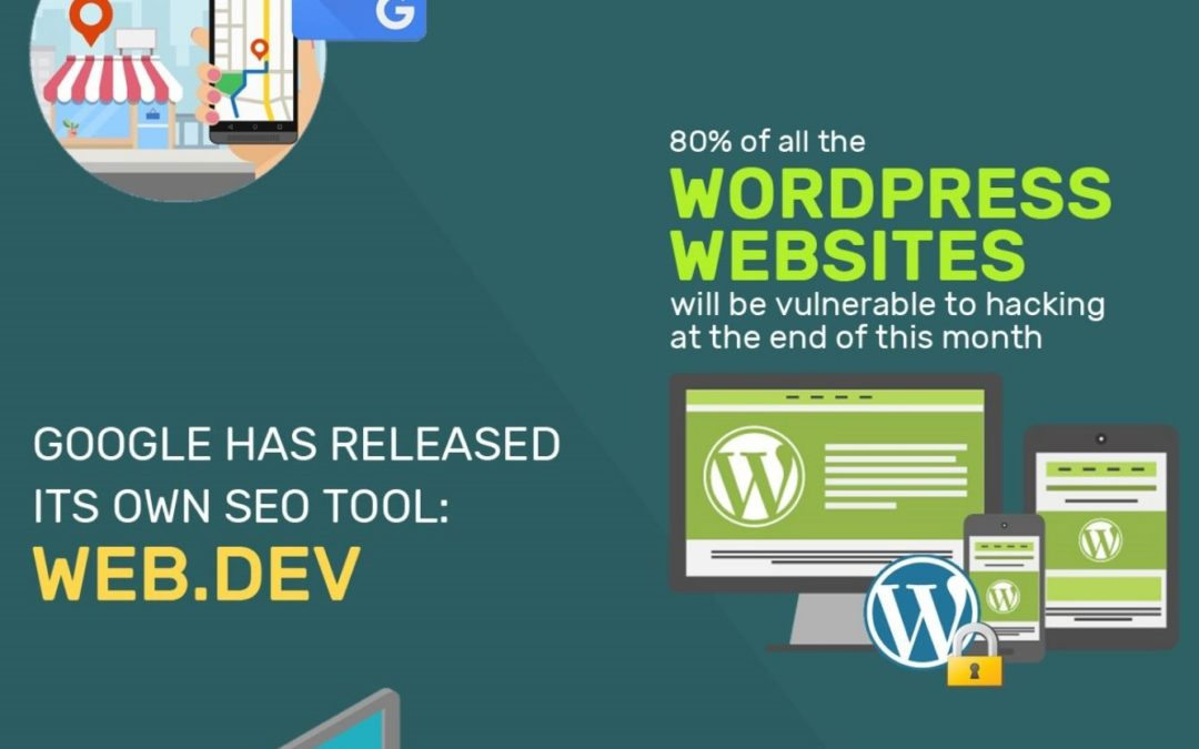 Google Has Released It's Own SEO Tool: WEB.DEV – News December 2018