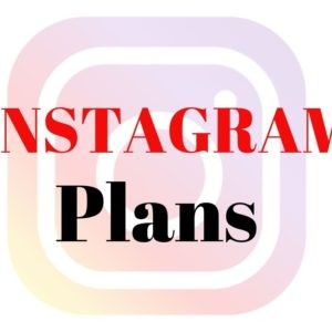 Social Media Instagram Ads Plan