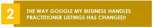 THE WAY GOOGLE MY BUSINESS HANDLES PRACTITIONER LISTINGS HAS CHANGED, Google Launches New Website for Small Businesses – News July 2019, best marketing courses, online marketing articles, online marketing courses, online business idea, keyword research tool free, ow to start online marketing, social media marketing, facebook marketing, instagram marketing, what is smo, smo tools, social media campaign ideas, website traffic checker, facebook ads, instagram ads, auto likes free, how can i get facebook likes, how to increase facebook likes, how to promote in facebook, what is payperclick