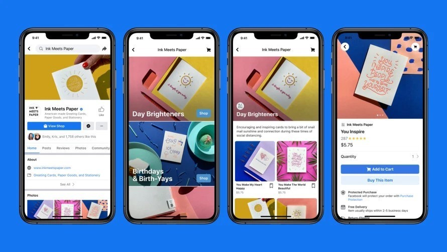Facebook and Instagram will now let you sell your products directly on their pages. – Newsletter June 2020, ANALYZING GOOGLE'S MAY 2020 CORE UPDATE, USER EXPERIENCE TO BE A RANKING FACTOR BY 2021, PROMISES GOOGLE, FACEBOOK & INSTAGRAM WILL NOW LET YOU SELL YOUR PRODUCTS DIRECTLY ON THEIR PAGES.
